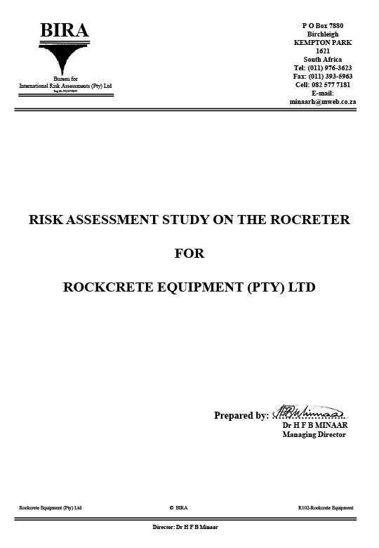 Risk-Assessment-RockCrete-Equipment-1