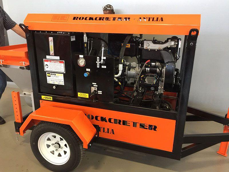 Rockcreter Antlia diesel option