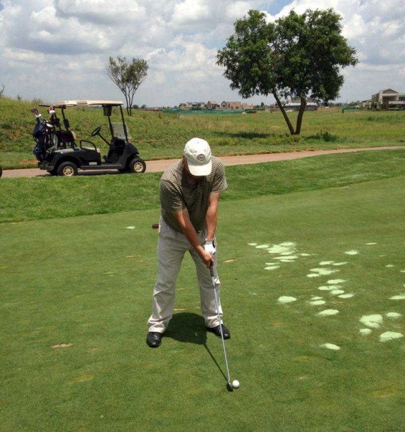 Serengeti Golf Day 2