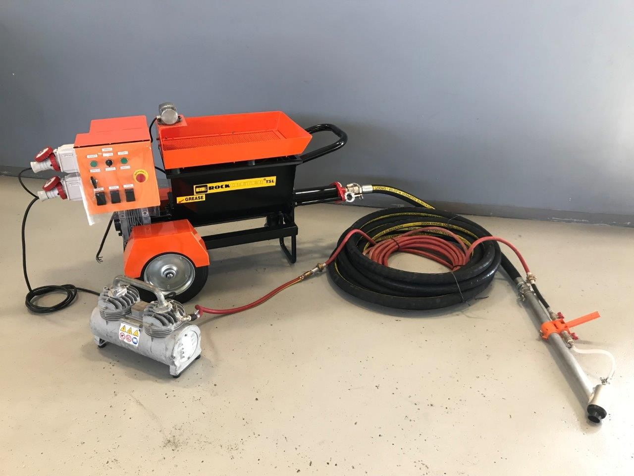 TSL Plaster Pump 1 1